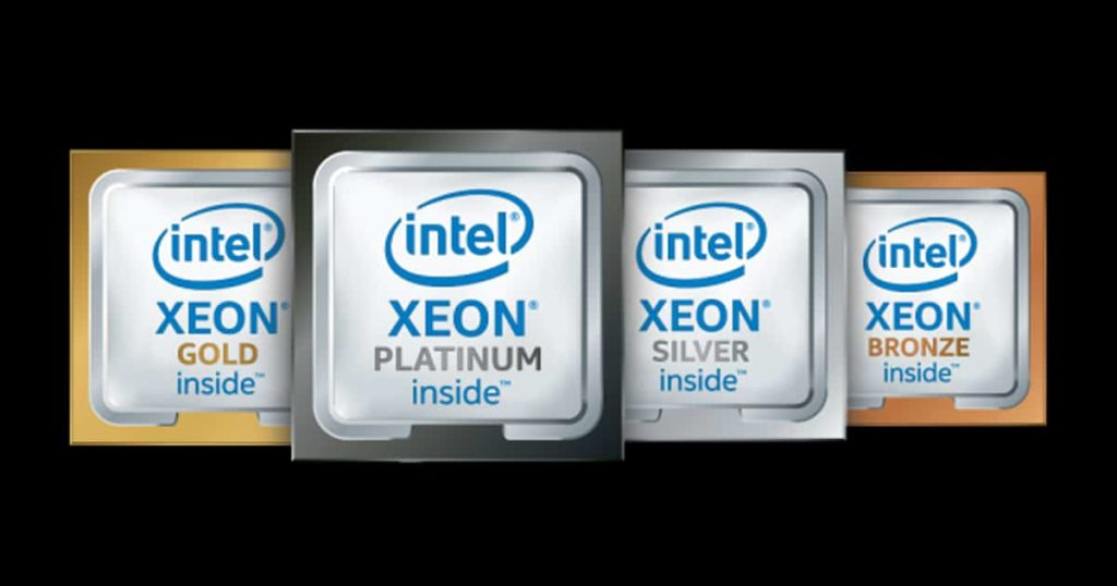 Intel 14 core Ice Lake-SP Xeon processor leaked showcasing astonishing results
