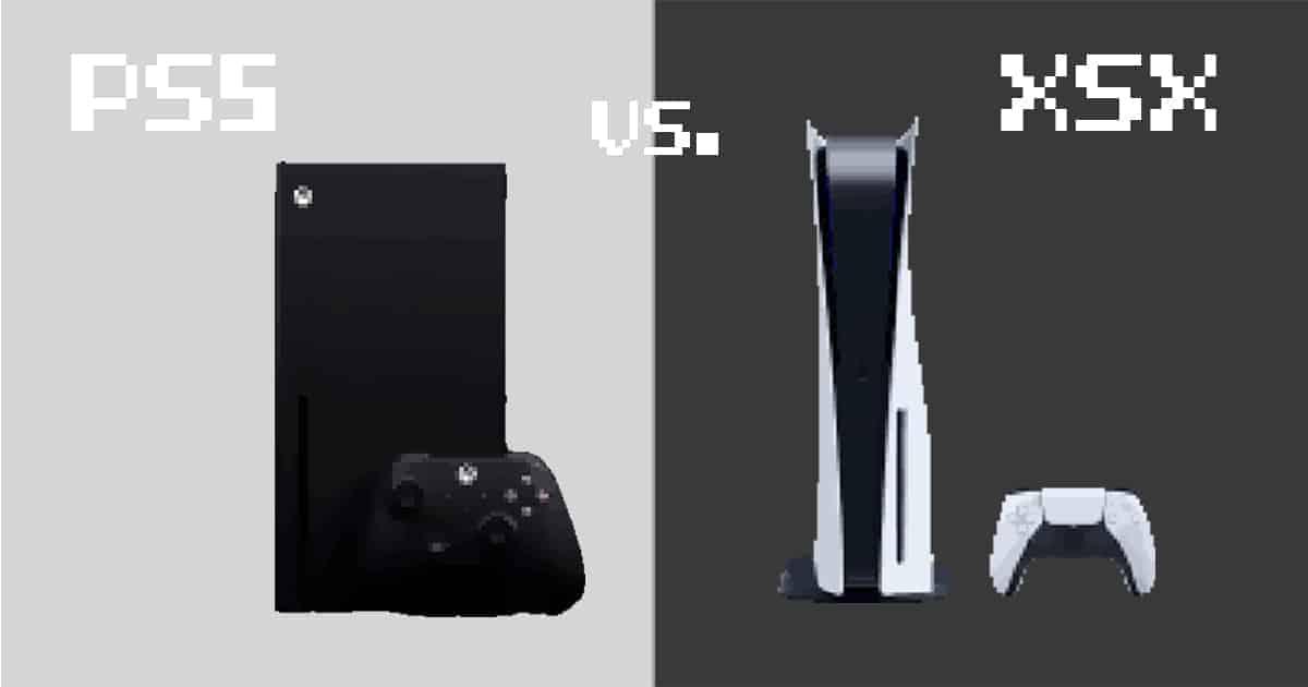 PS5 vs. Xbox Series