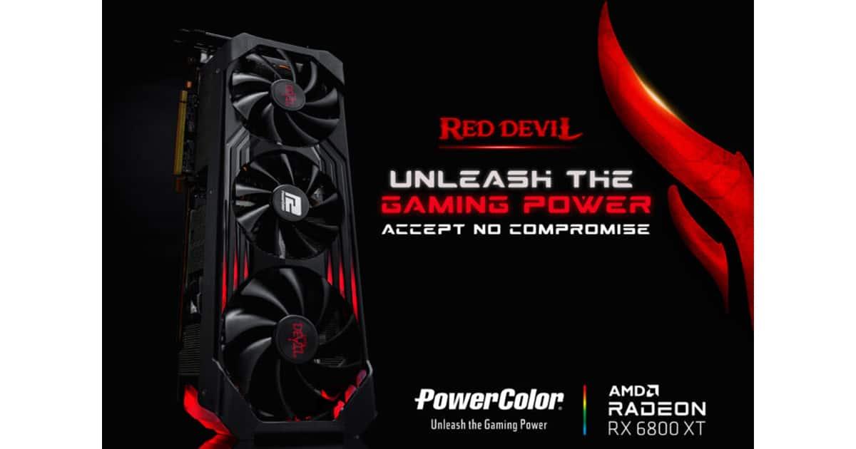 Red devil GPU