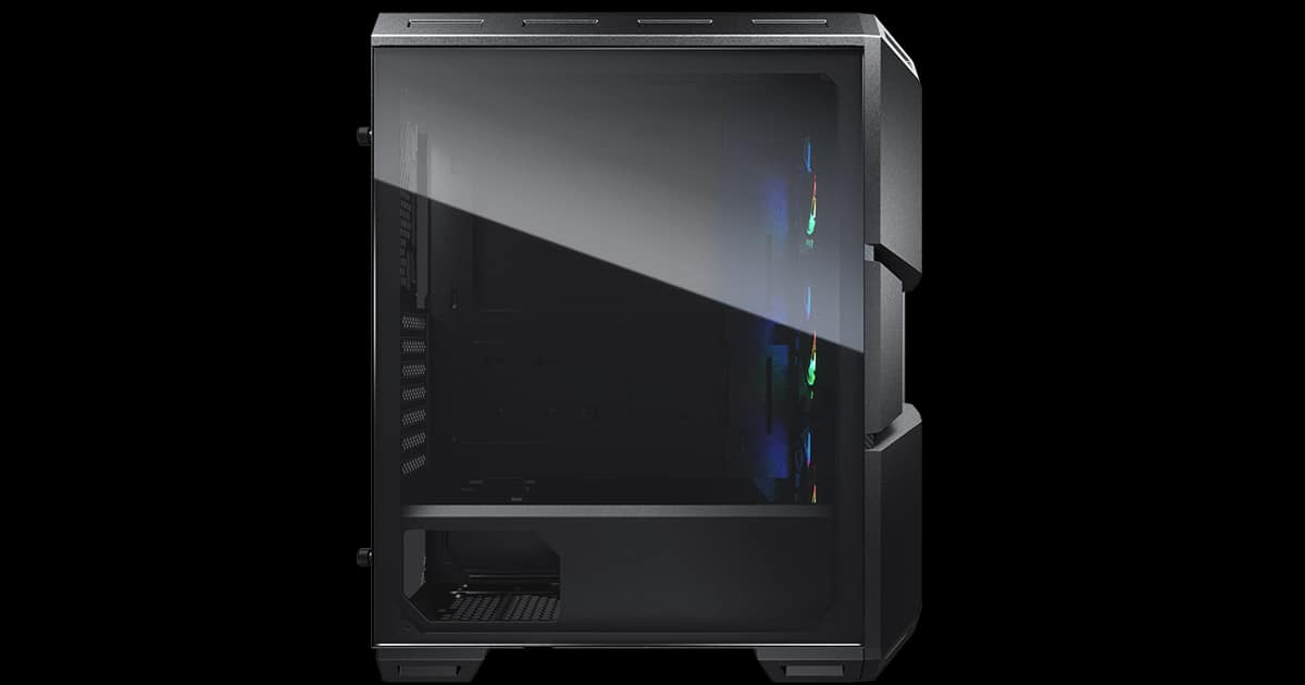 Side view MX440 G