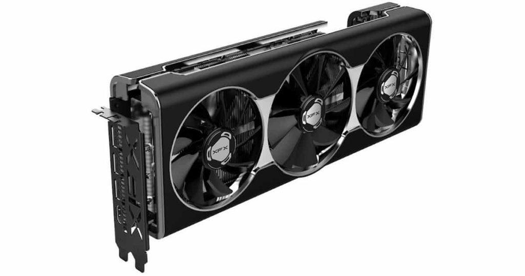 XFX teases Radeon RX 6800 custom card ahead of release