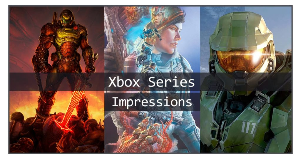 Xbox Series launch day First impressions on the Series X S consoles