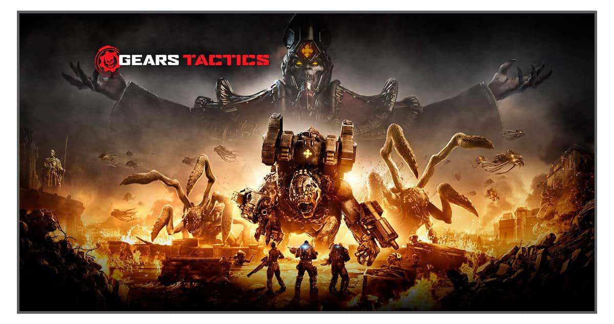 Xbox Series launch titles Gears Tactics