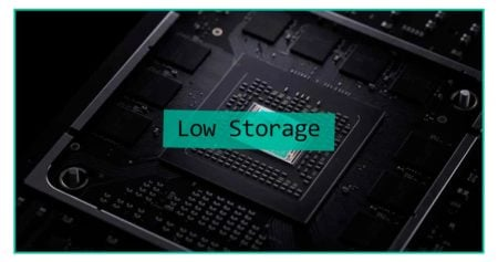 Xbox Series S usable storage and PlayStation 5 true storage are not good
