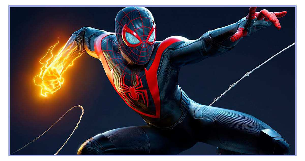 PS5 launch title spider man miles morales