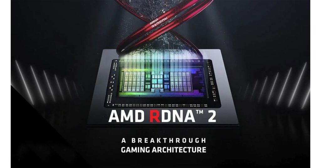 AMD Radeon RX 6000M GPU on works with the NAVI 23 and NAVI 24 GPUs