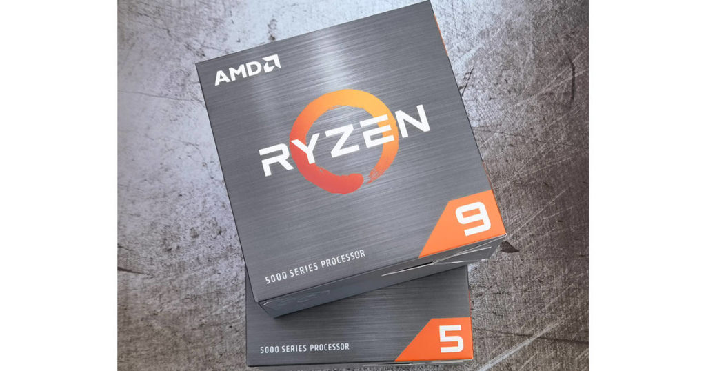 AMD soon to release the Ryzen 9 5900 and the Ryzen 7 5800 for OEMs only