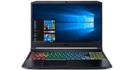 Acer Nitro 5 spotted with Ryzen 5000H CPU and RTX 3080 on a German Retailer Website