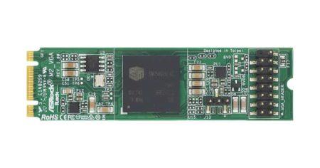 AsRock announces the first M.2 VGA NVMe graphics card - AsRock Rack