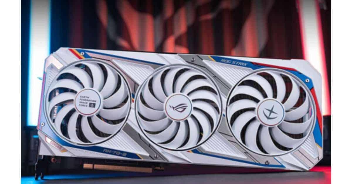 Asus ROG STRIX GeForce RTX 3090 GUNDAM Edition