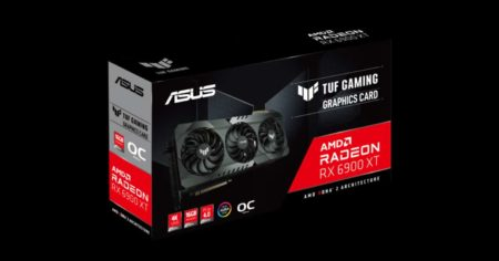 Asus unveils the first custom TUF Gaming Radeon RX 6900XT graphics card