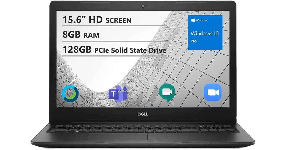 """DELL Inspiron 15.6"""" HD Business Laptop"""