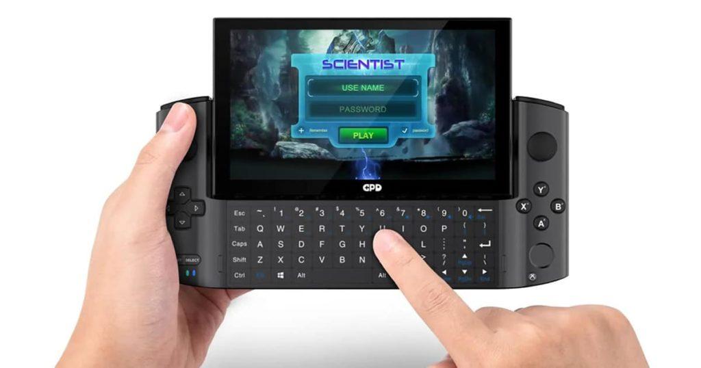 GPD unveils it latest Win 3 Handheld Windows Gaming device