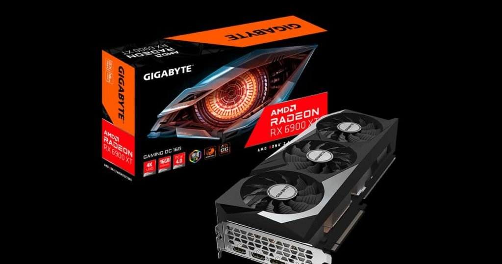 Gigabyte unveils its first the Radeon RX 6900XT Gaming OC graphics card
