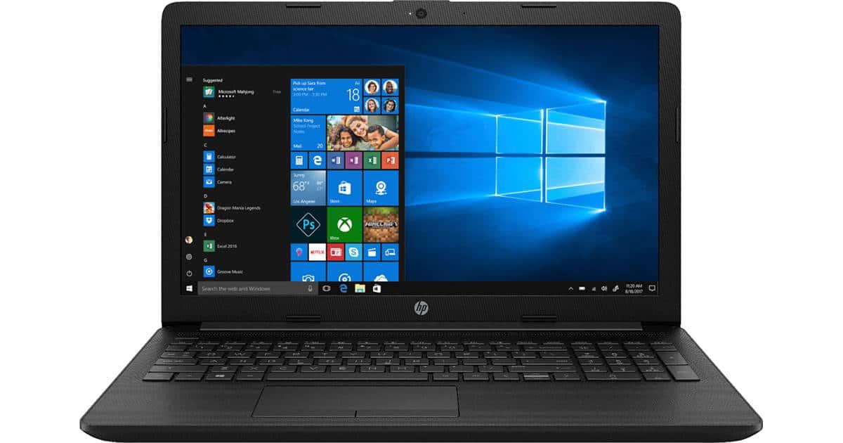 HP 2015 15.6-inch