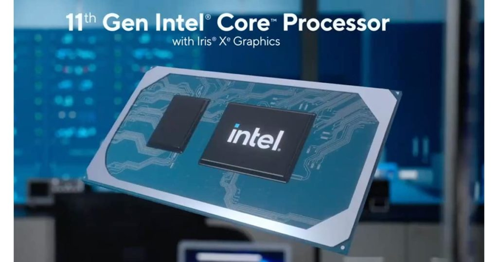 Intel Tiger Lake-H Core i7 spotted online on a South African Retailer
