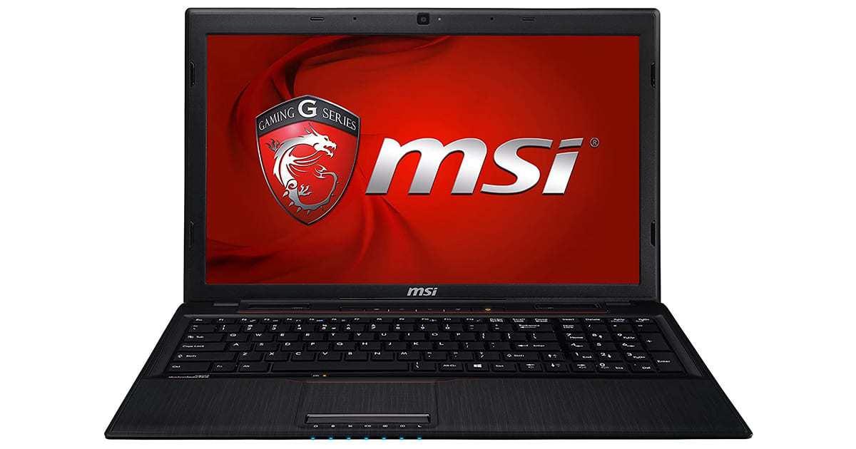 MSI G Series GP60 Leopard-010 15.6-Inch Laptop