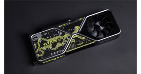 Nvidia creates the Cyberpunk 2077 themed RTX 3080 Limited Edition Leaks!!