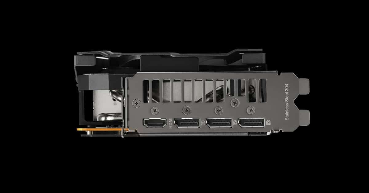 Radeon RX6900XT IO