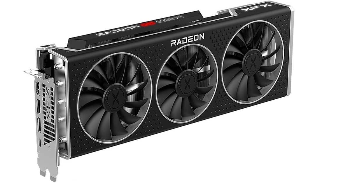 XFX Radeon 6900XT
