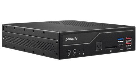 XPC Barebone DH470 Mini-PC a 14 liter case with a 10 Core i9 - 10900