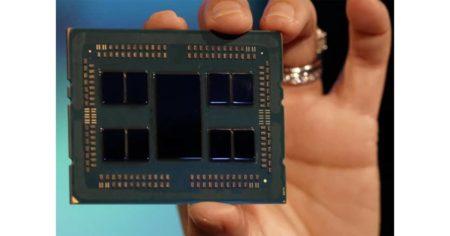 Zen 3 based AMD EPYC 7763 spotted with Cinebench R23 scores