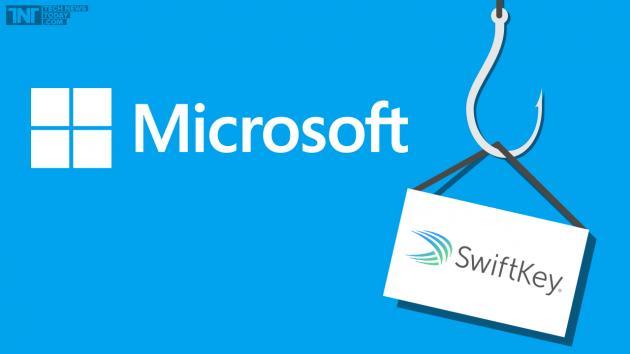 630 microsoft corporation got swiftkey quite swiftly