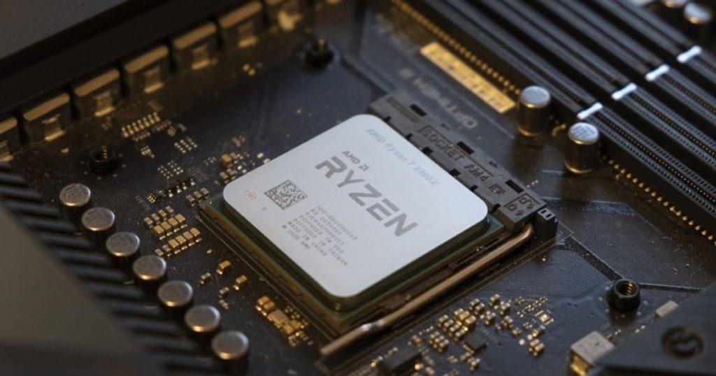 AMD Ryzen 7 5800G 8-core processor, a new entry in the Cezanne family - LEAKS
