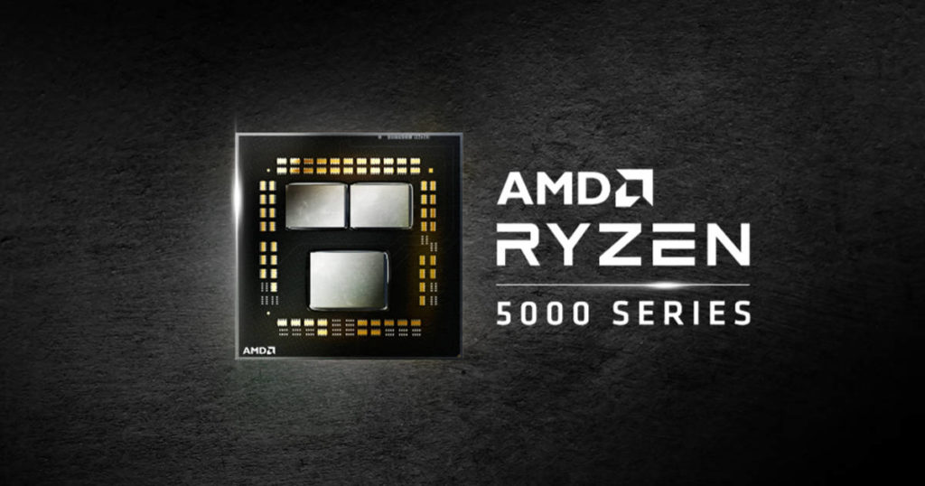 AMD Ryzen 9 5900 12 core and Ryzen 7 5800 to be only for OEMs