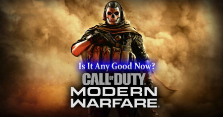 Is the new Call of Duty Modern Warfare any good?