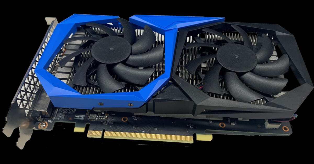 Colorful DG1 GPU