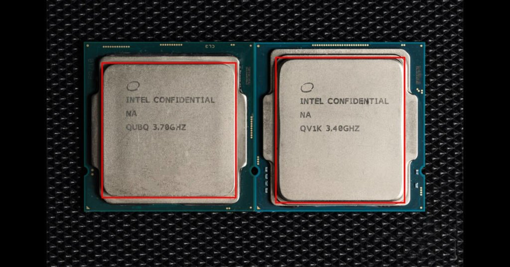 Core i9 11900K benchmarks leaked again with an supposed retail processor