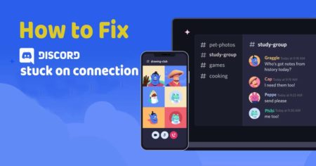 How to fix discord stuck on connection