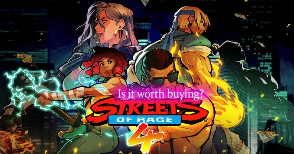 Is Streets of Rage 4 worth buying?