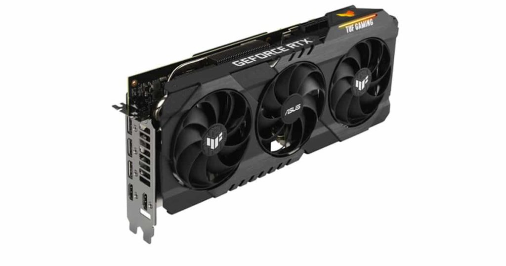 Nvidia GeForce RTX 3060 12GB confirmed with first custom model from Asus