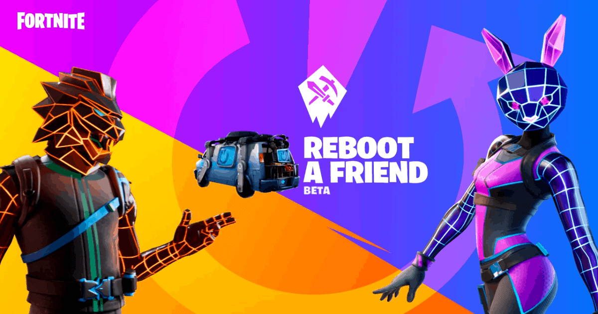 Reboot a Friend Fortnite