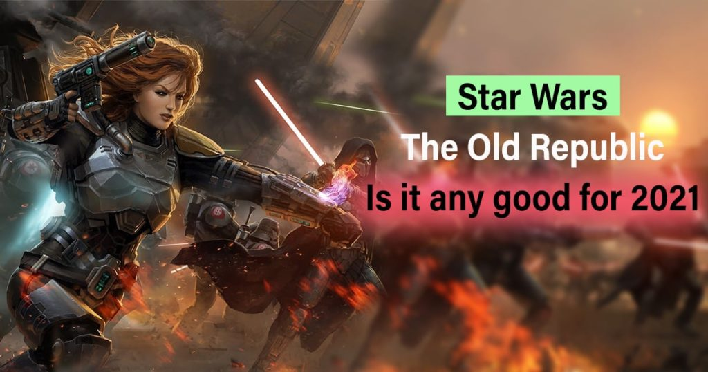 star wars the old republic review