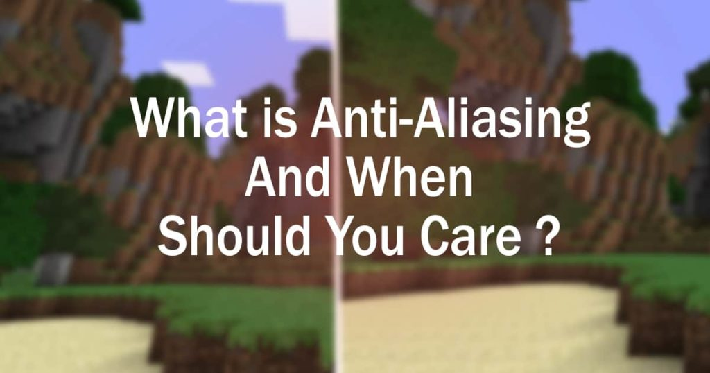 what is anti-aliasing
