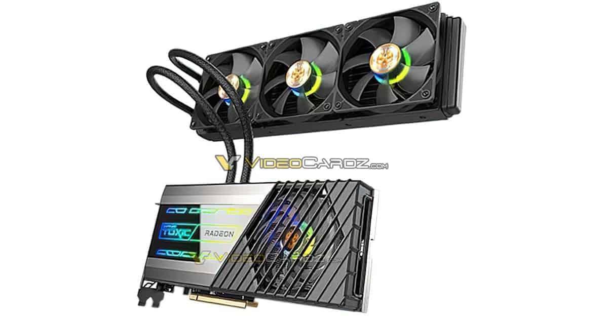 AMD Radeon RX 6000 TOXIC