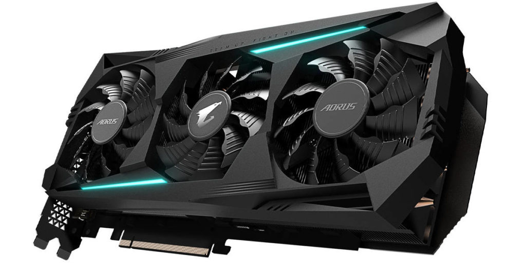 EEC submission spotted with 5 new Gigabyte RX 6700XT graphics card