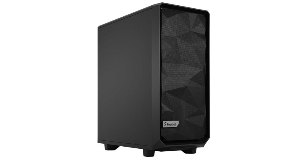 Fractal Design releases the Meshify 2 Compact for $110