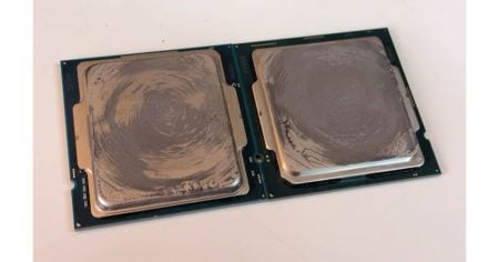 Intel Core i7 11700 Qualification Sample surfaces online with leaked benchmarks