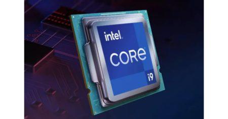 Intel updates the Rocket Lake processor retail packaging - Leaks