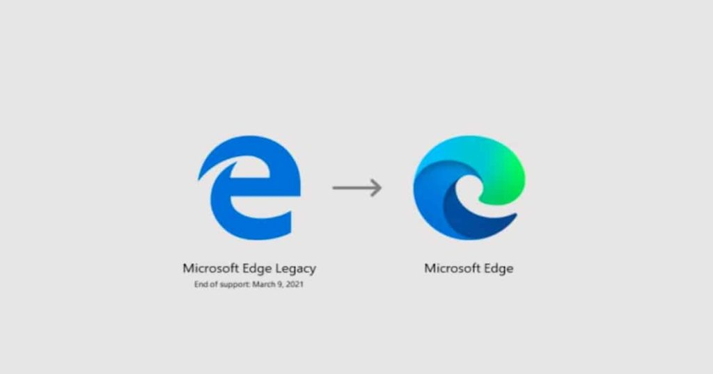 Upcoming Windows Update Will Remove Legacy Edge Browser and Replace it With a New One
