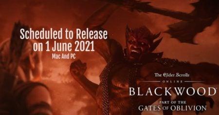 eso gates of oblivion release