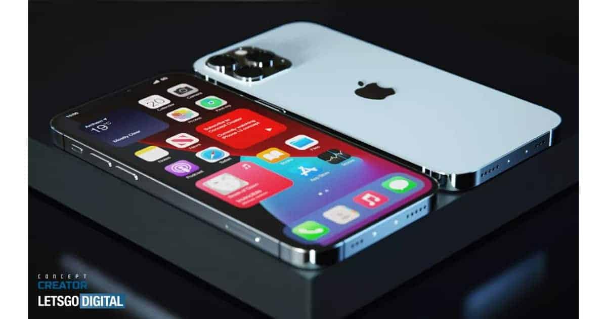 iphone13 render