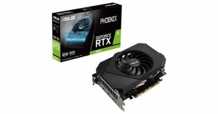 Asus unveils it smallest SFF RTX 3060 Phoenix graphics card