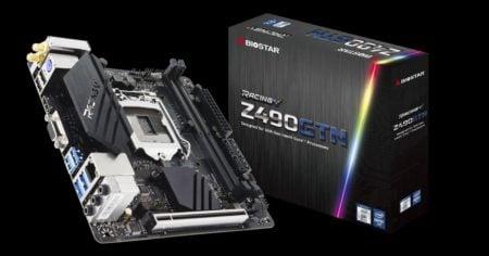 Biostar Racing Z490GTN - An expensive price tag on a below-average board