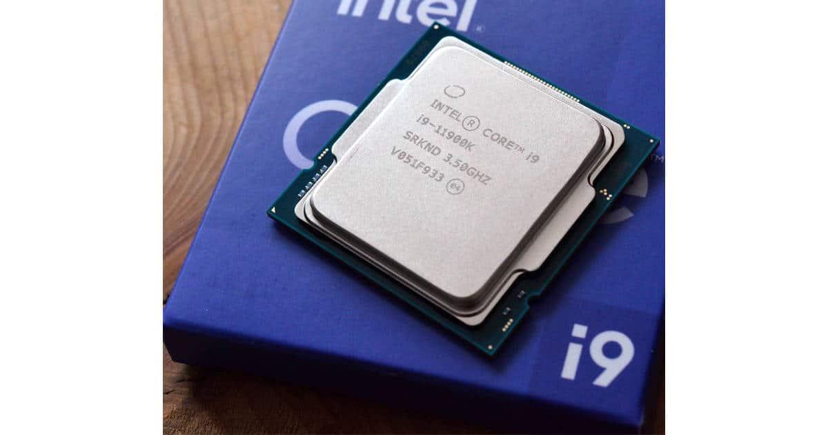 Core i9 11900K