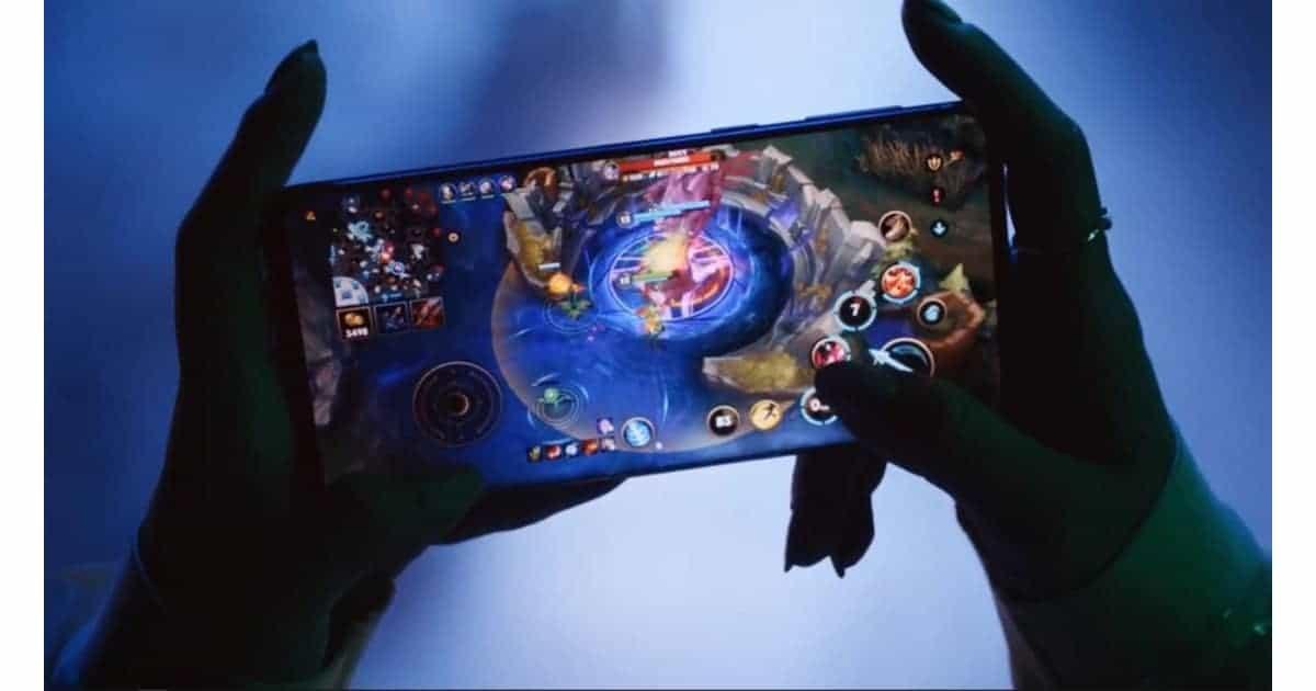 League of Legends Wild Rift - Handheld